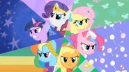 the six leads from MLP: Friendship is Magic