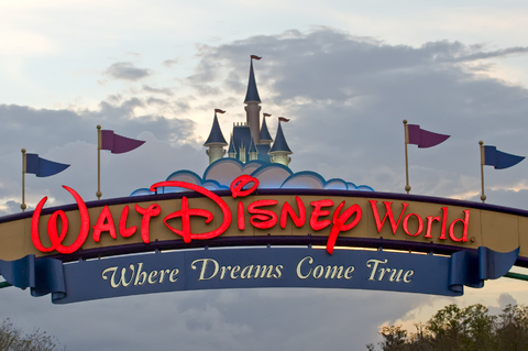 Walt Disney World - Where Dreams Come True