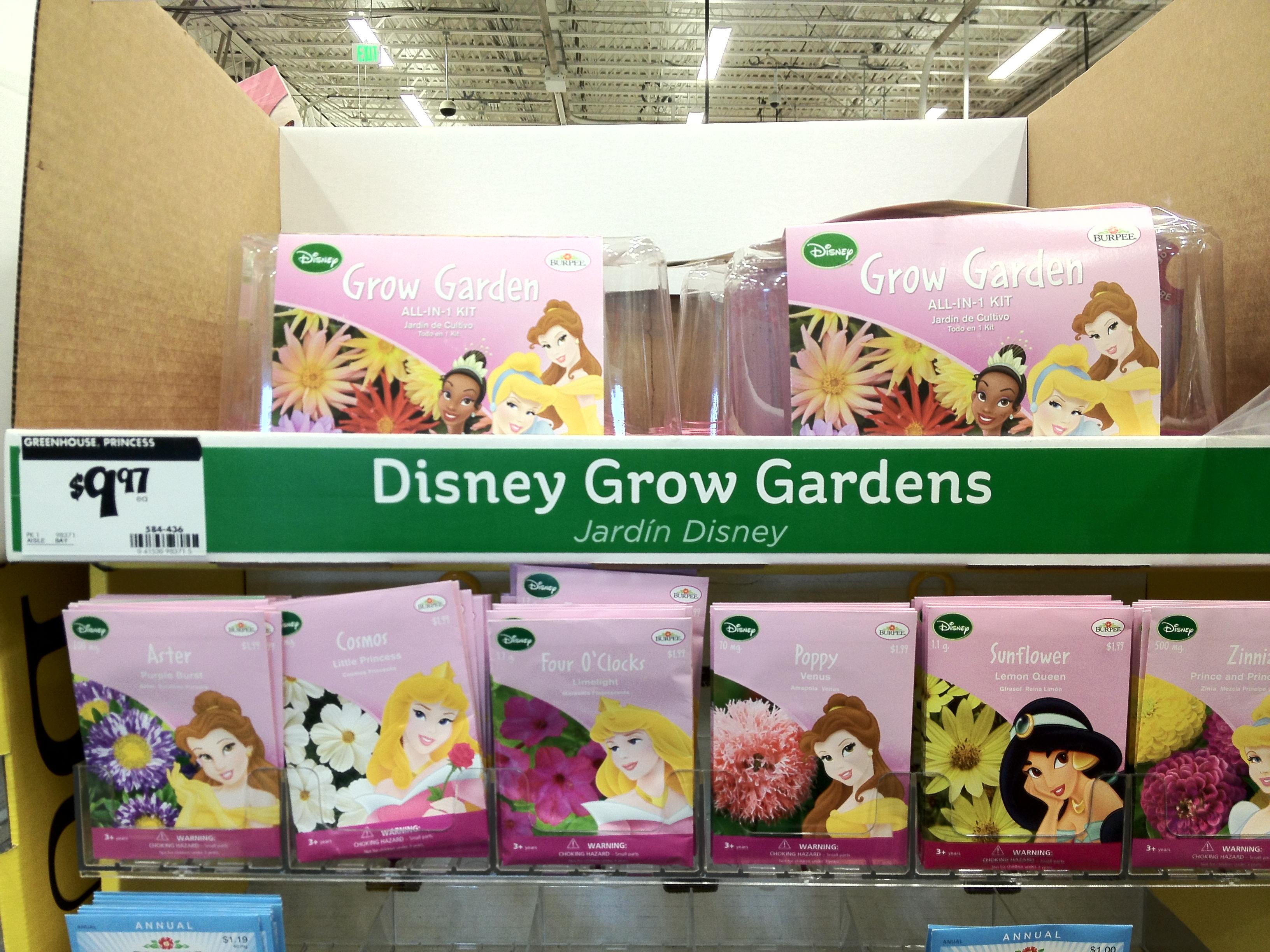 Disney Grow Gardens Princess