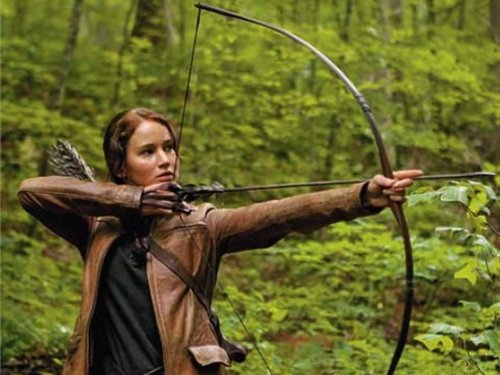Katniss Everdeen: The First Post-Girl Power Hero (2/6)