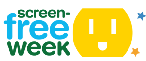 Screen-Free Week logo