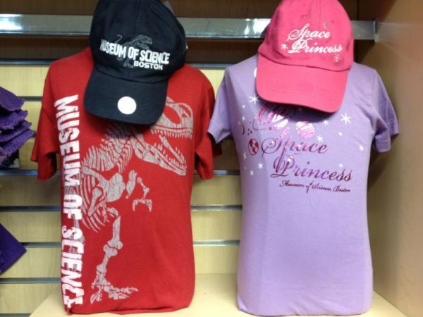 Boston MoS shirts and hats