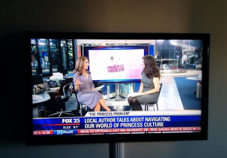 "Rebecca Hains and Shiri Spear discuss ""The Princess Problem"""