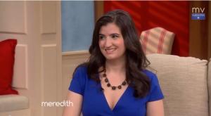 Rebecca Hains on Meredith Vieira 2