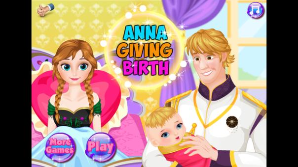 Anna Giving Birth by Developer: Oleg Vinogorodov. Via Buzzfeed.