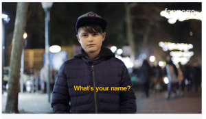 Fanpage.it: What's your name?