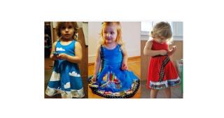 Princess Awesome dresses